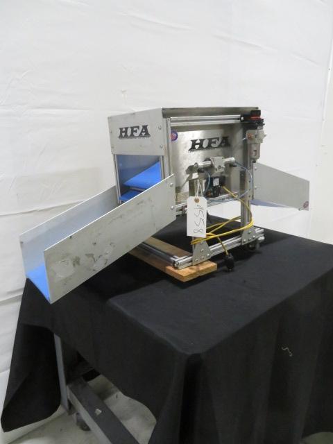 "HFA Diverting Conveyor, 12"" x 12"", 24 VDC, Yr. 2015"