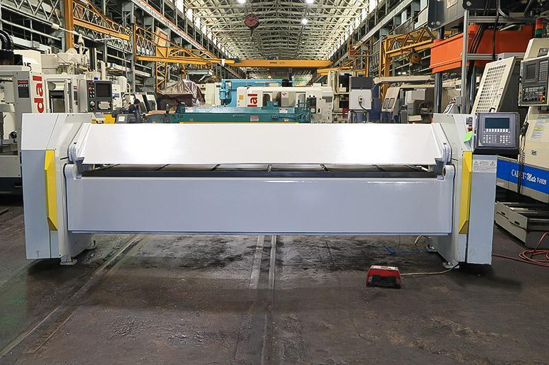 "16 Ga x 124"" RAS Turbobend CNC Folder Model 61.31"