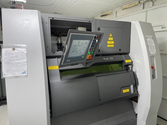 3d Systems ProX DMP 300 3D Printer