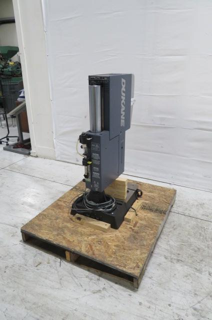 Dukane Sonic Welder, Used I220 Integrated 2400 Watt, 220V, Year 2015