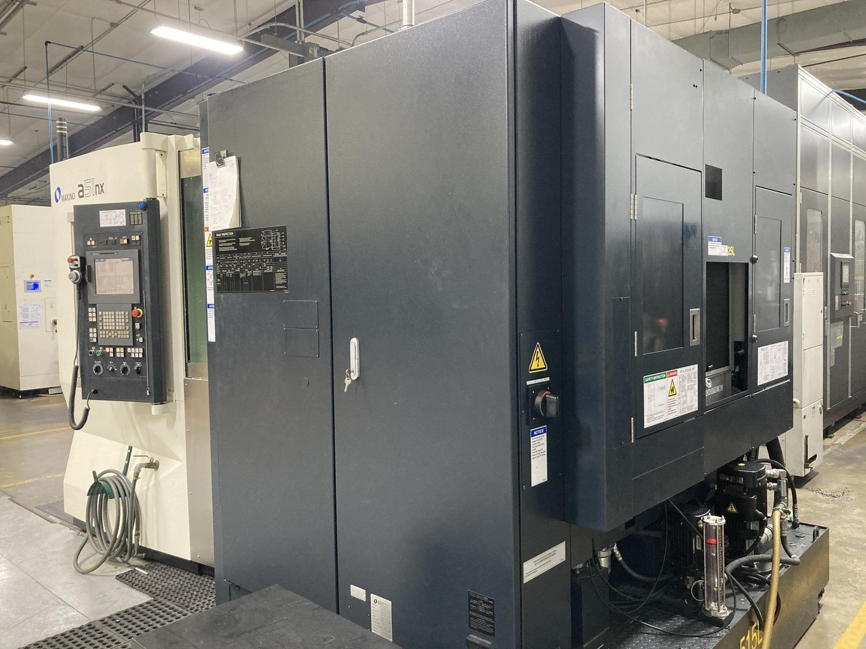 2015 Makino a51nx Horizontal Machining Center