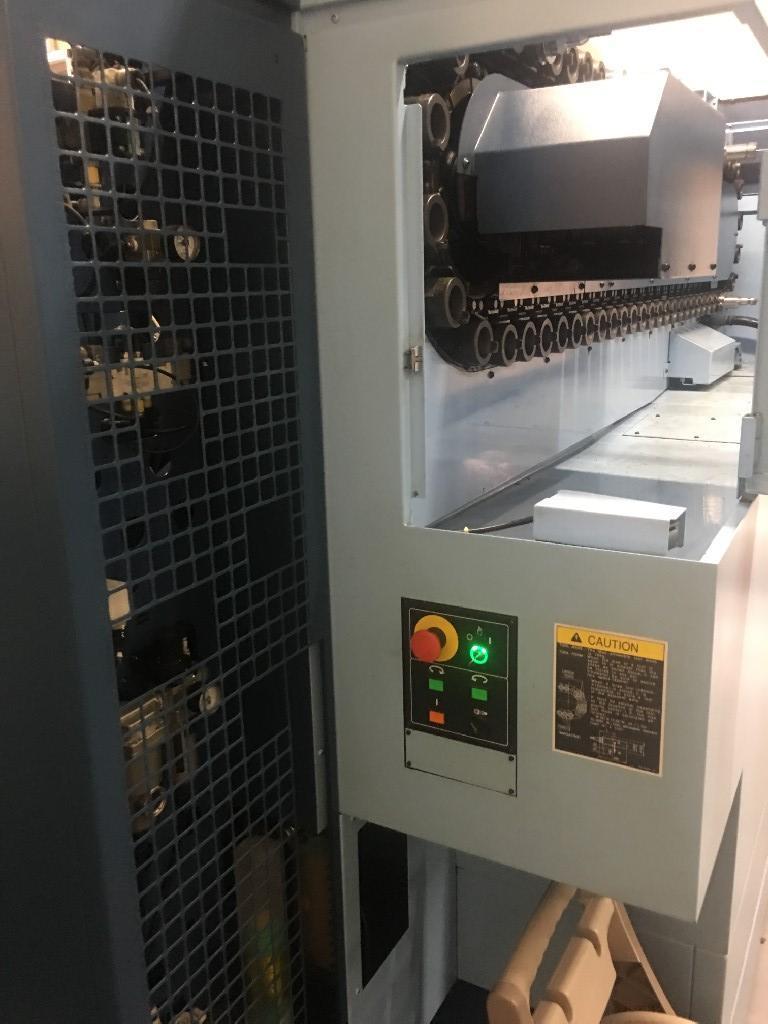 MATSUURA2013 Matsuura MX-520 5-Axis Vertical Machining Center