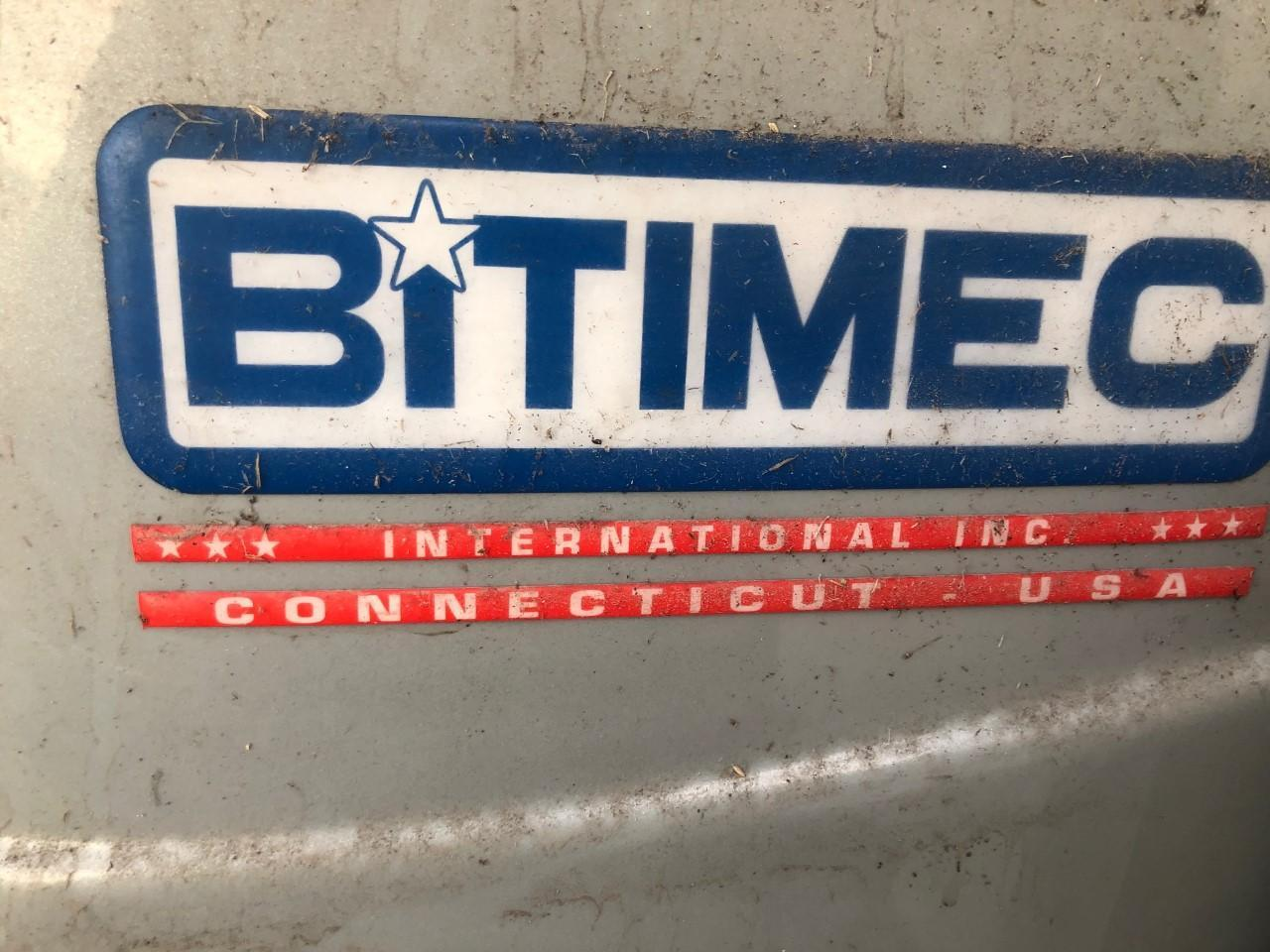 BITIMEC MODEL A225 MOBILE WASH / WASHER SYSTEM FOR SEMI BUS TRUCK CAR STOCK #2188