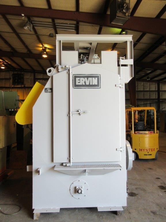 Ervin PHS-10 Hanger Type Shot Blast Machine