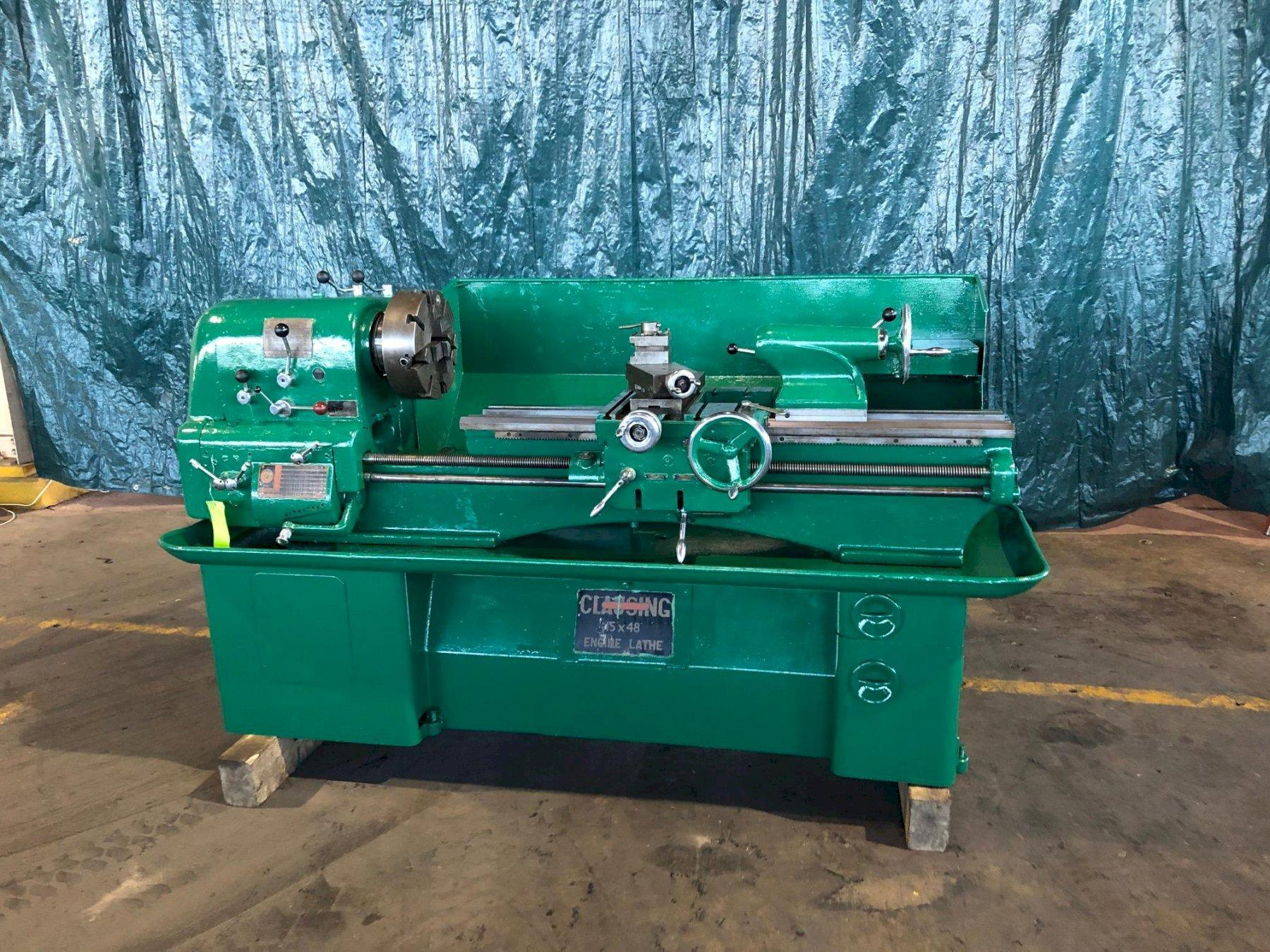 Clausing Lathe 16