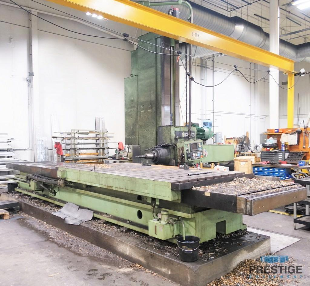 "Toshiba BP-13 (P5) 5.12"" CNC Table Type Boring Mill"