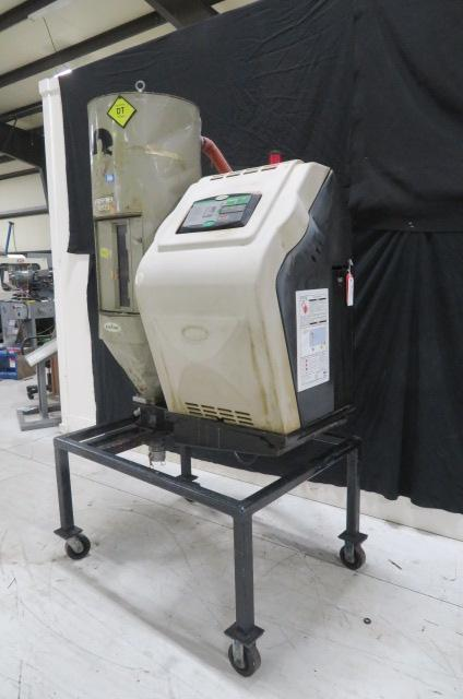 Conair Used W75 Portable Dryer with Hopper, Desiccant, Approx. 77 lbs/hr.  460v, Yr. 2005