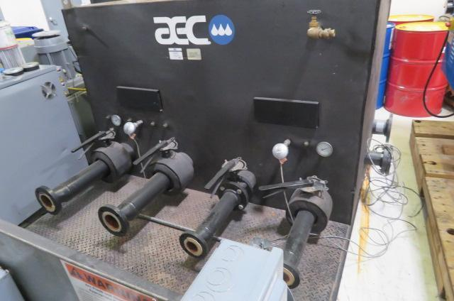 AEC Used C700D Chiller Tank, 700 gallons, 460V, Yr. 2006