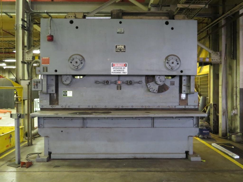 400 Ton x 12' Hydraulic Press Brake