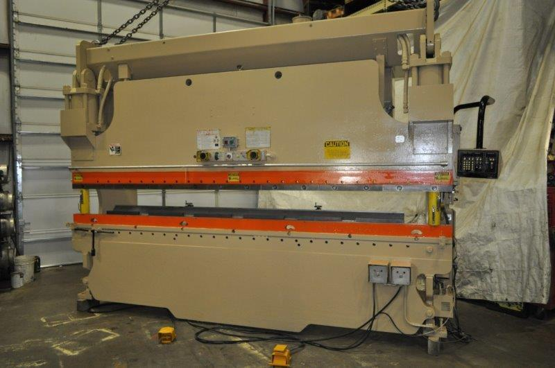 175 Ton Cincinnati Hydraulic Press Brake