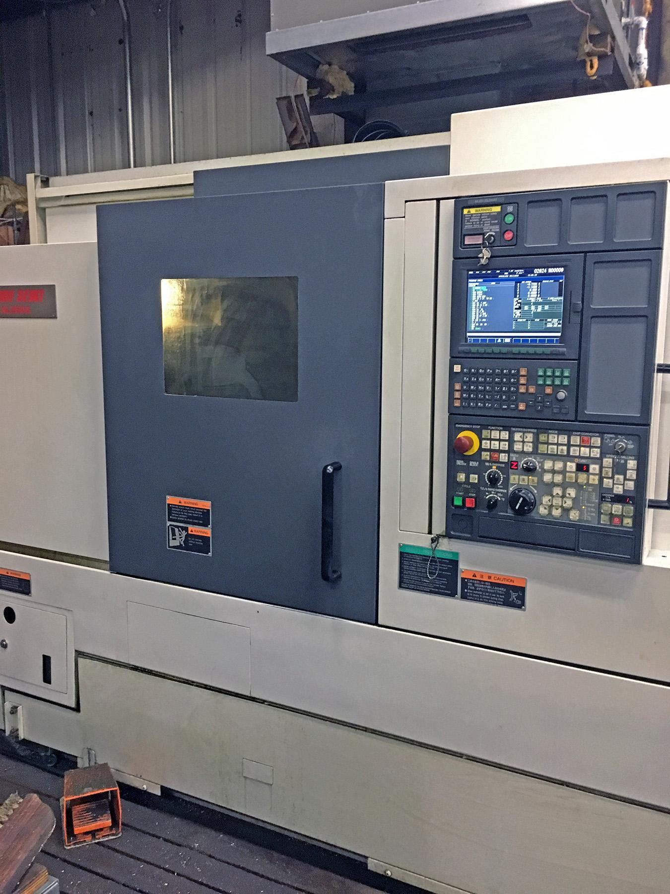 USED, MORI SEIKI NL2500Y/700 5 AXIS CNC TURNING CENTER