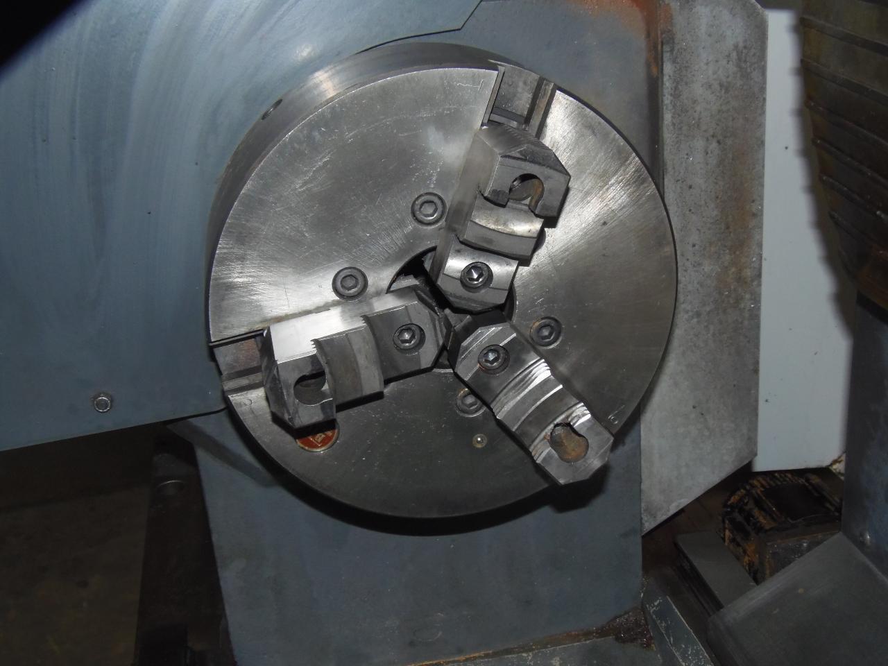 "HAAS TL-3 CNC TOOLROOM LATHE, 20"" X 60"", 2012"