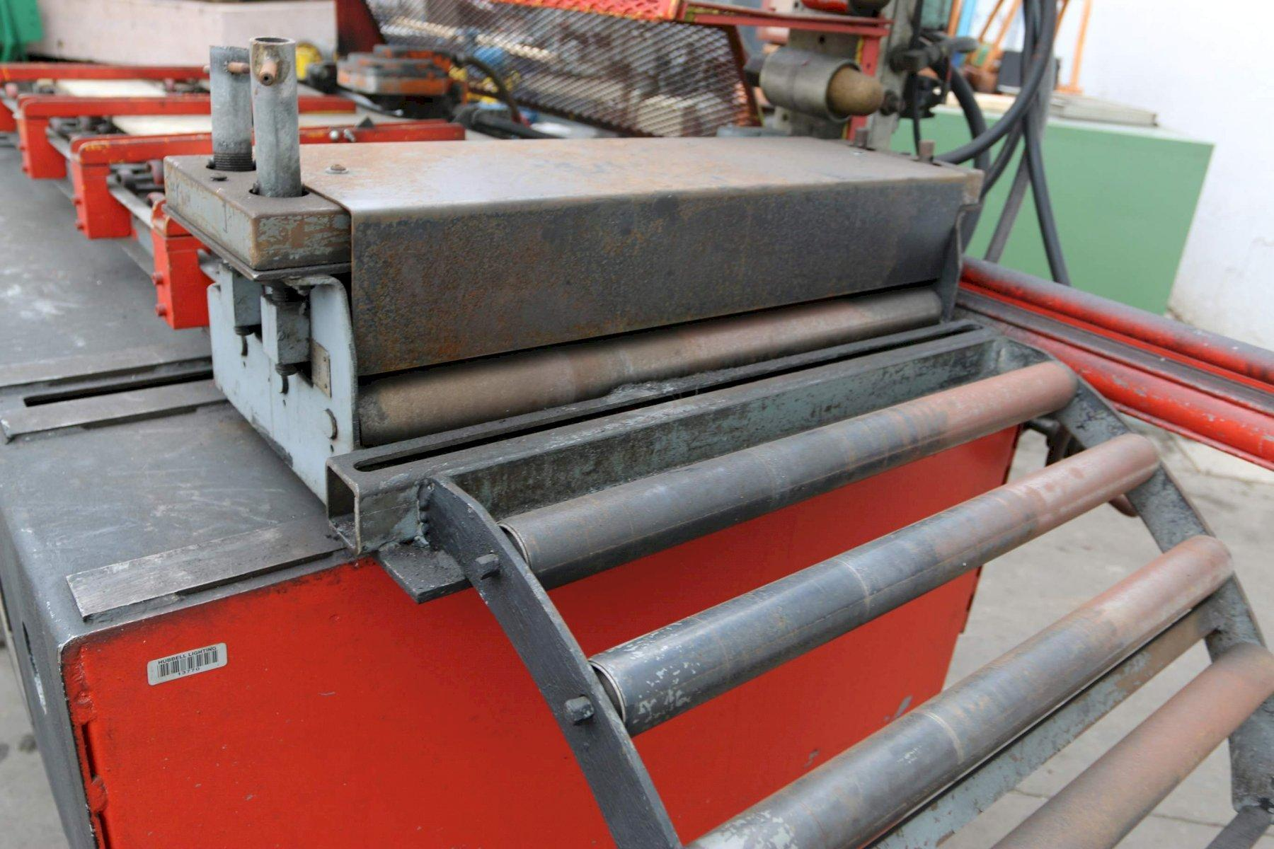 24' X .060' COILMATIC COIL FEEDER: STOCK #68864