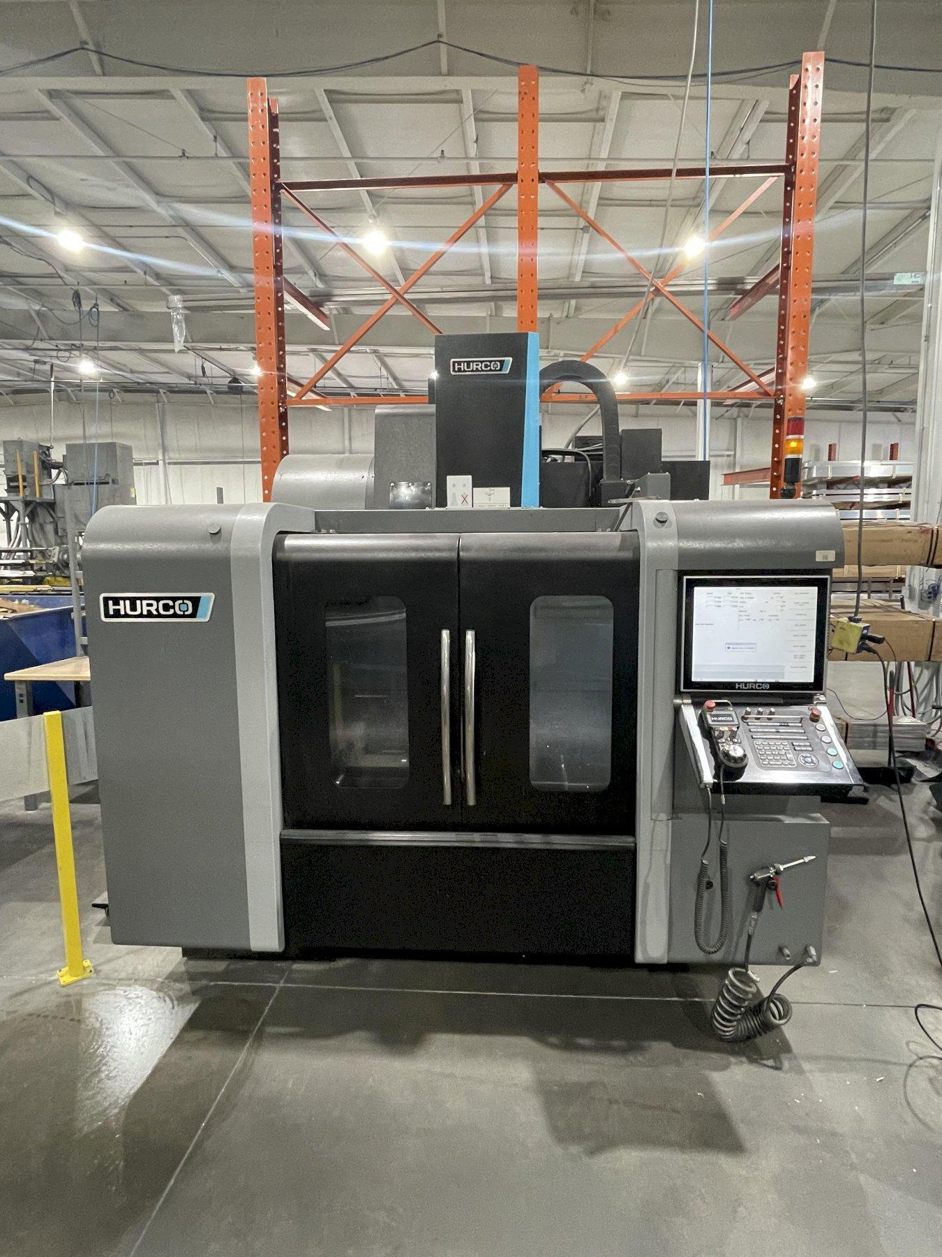 2016 HURCO VM20i CNC VERTICAL MACHINING CENTER
