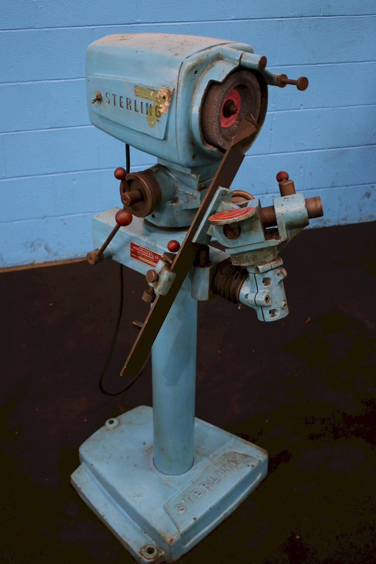"""2-1/2"""" STERLING DRILL GRINDER:  STOCK #74348"""