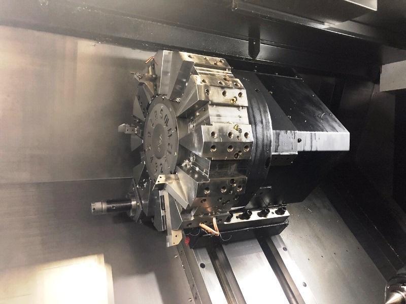 2015 Doosan Puma 5100B - CNC Horizontal Lathe