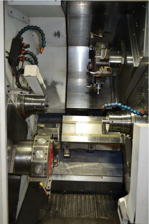 Miyano BNE-51MSY CNC Horizontal Lathe