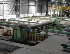 """122"""" Double Head Pipe End Facer and Beveling Machine (NEW)"""