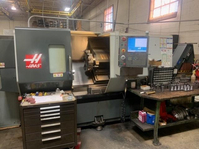 HAAS ST-30T CNC Turning Center