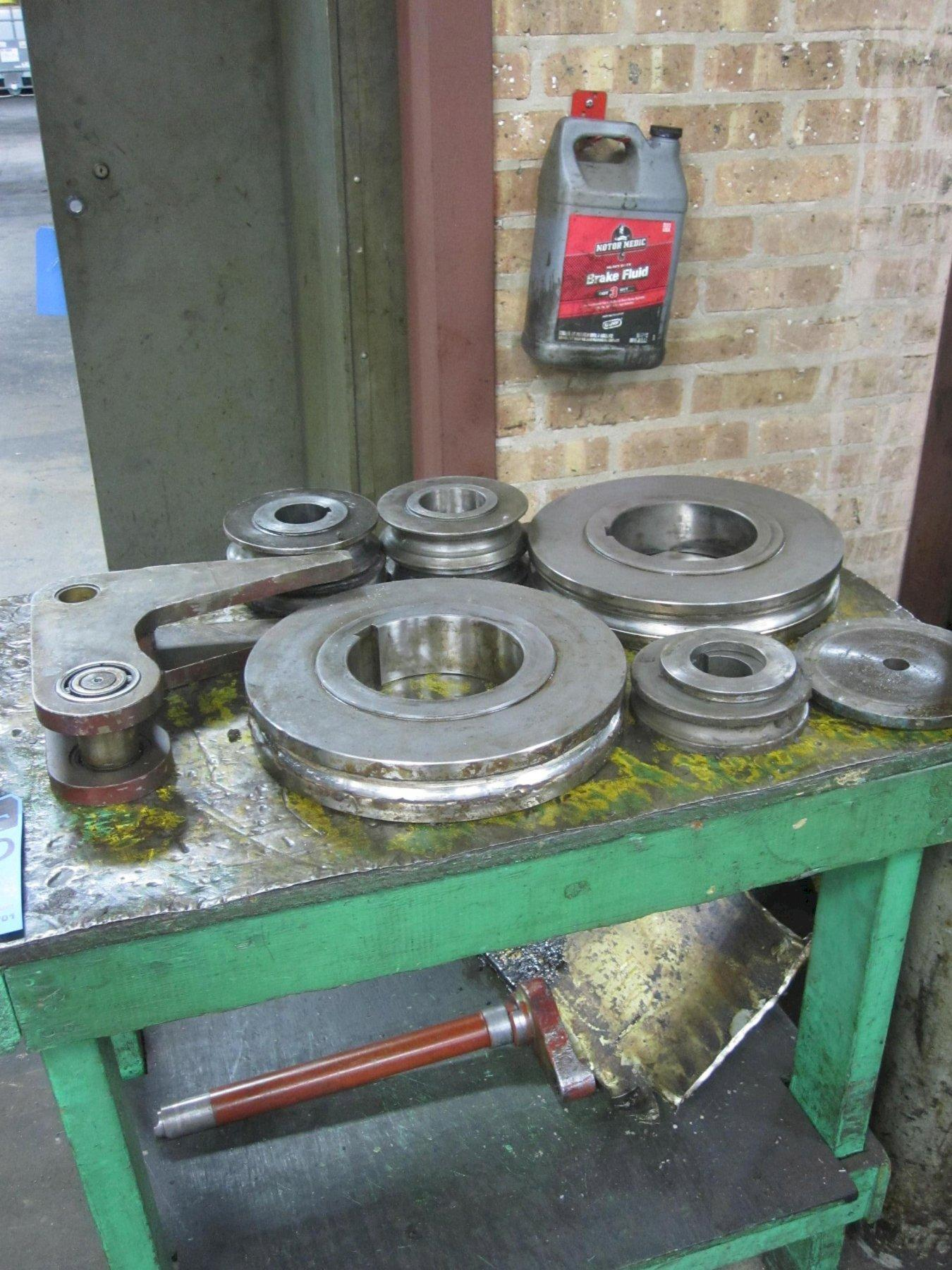 National Model 750 5 Die Parts Former
