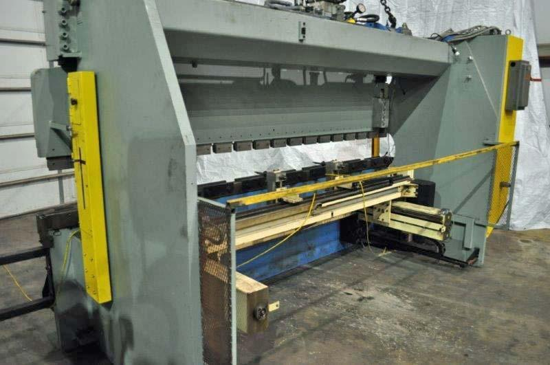 165 Ton Haco Hyd. Press Brake
