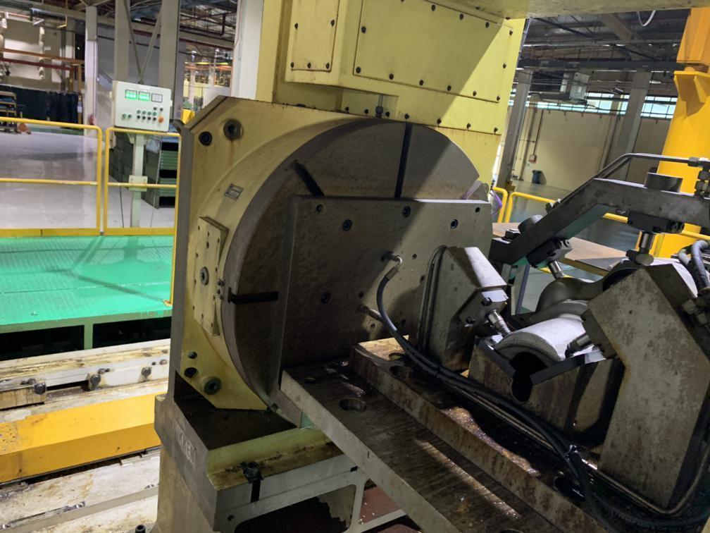 Nomura FBP-70/11T-R3 - CNC Horizontal/Facing Boring Mill