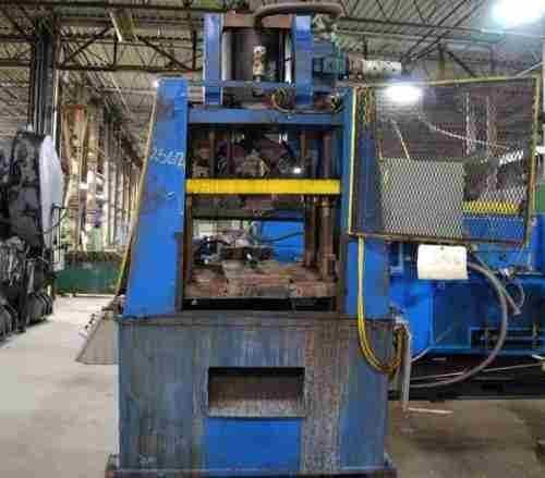 "1 1/2 "" Tishken ACO-20-LP 4 Post Cut off Press"