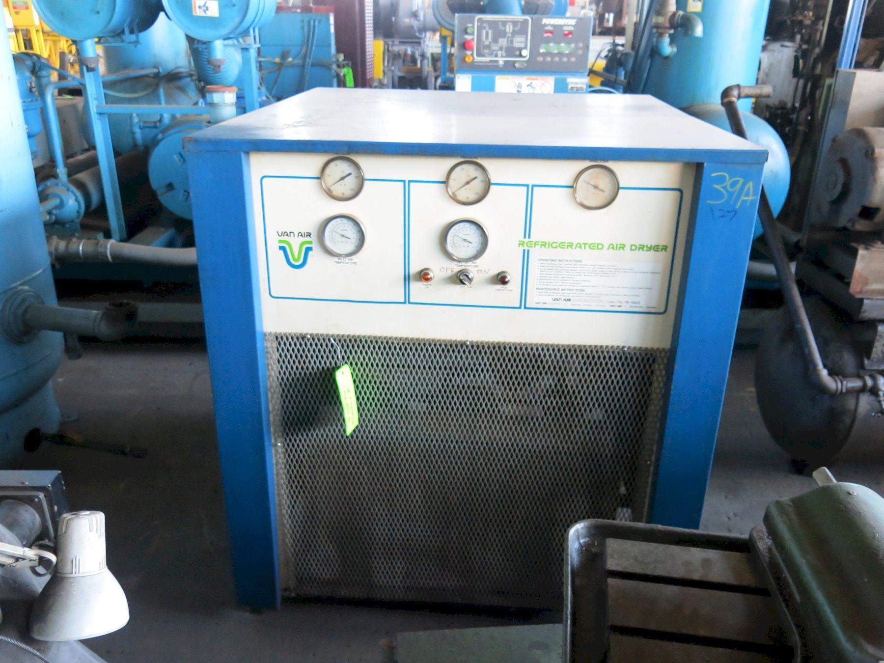 Van - Air Dryer Refrigerated