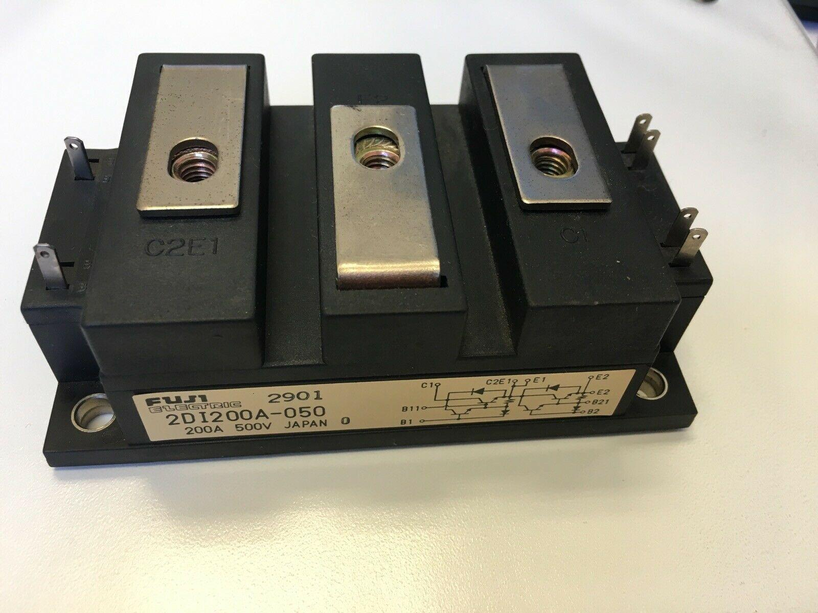 (4) of these modules available. Fuji 2Dl200A Fuji Electric Module.