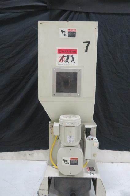 "SRS Used Bi-cutter SR1013 Granulator, 16.5"" x 16.5"", 1hp, 230V, Yr. 2013"
