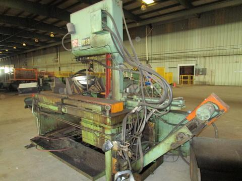 Do-All Vertical Band Saw Model TF-2021M