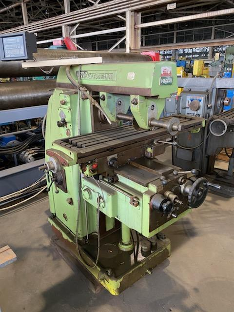 Kia Seiki 2MF-F Horizontal Mill