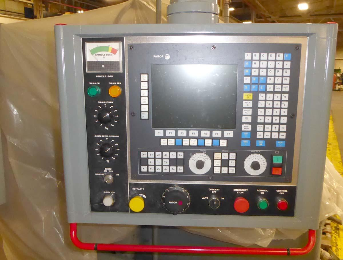Blanchard #11-20 CNC Vertical Spindle Rotary Surface Grinder W/ Fagor CNC Control