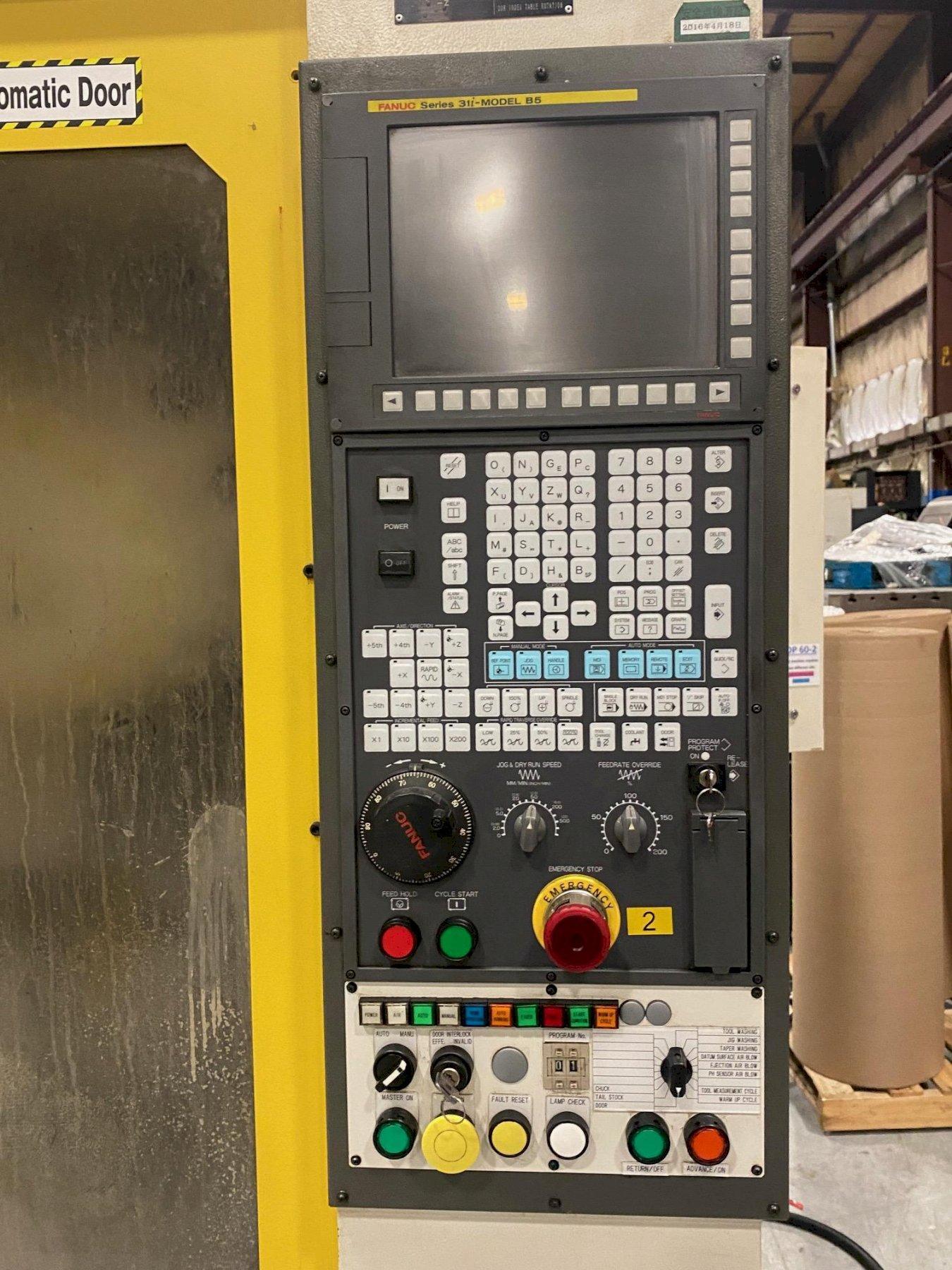 Fanuc Robodrill a-D14MiA5 CNC Vertical Machining Center