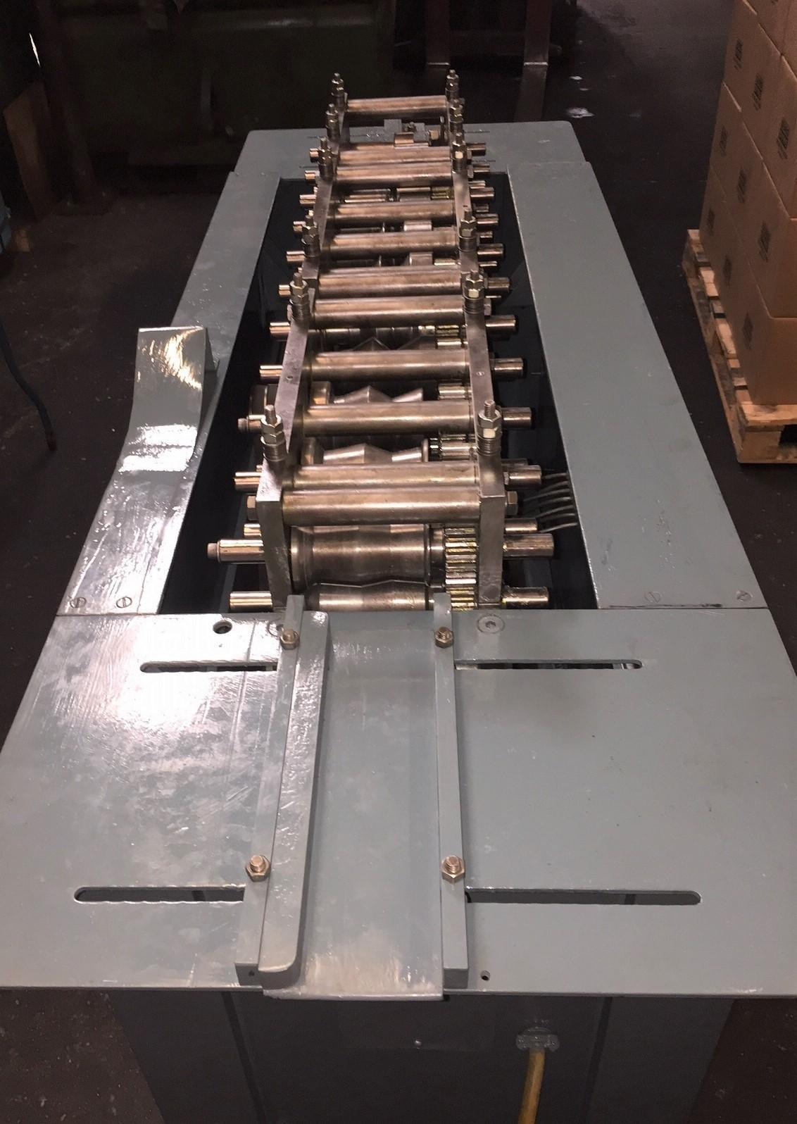 22 Ga Lockformer Super Eleven Mini Cleat Cleatformer