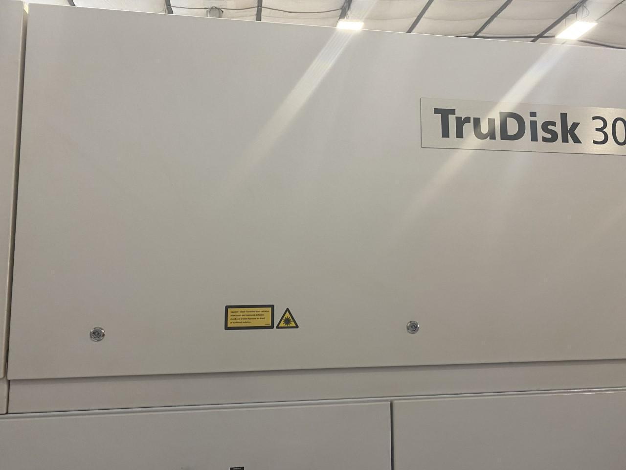 2016 Trumpf TruLaser 1030, 5x10, 3000 Watt Fiber Laser
