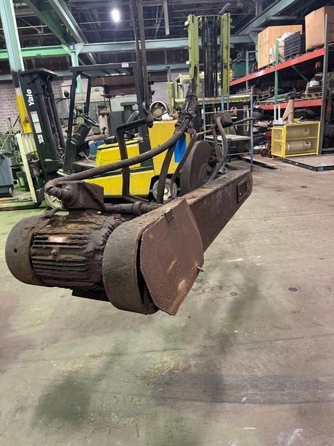 fox model 4c 25 hp swing frame type cut off saw, nsn