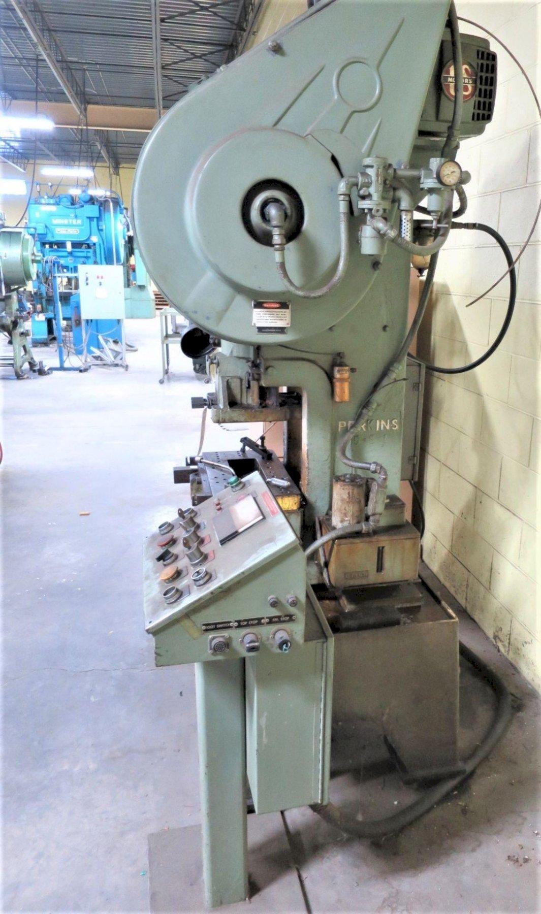 15 Ton Perkins Gap Frame Press