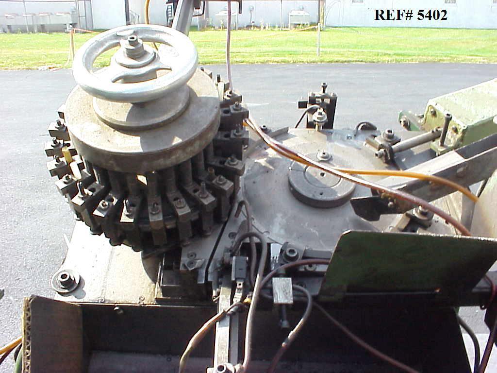 #0 Warren WT-1000 Thread Roller/Linread BW-2400 Sems Assy Unit