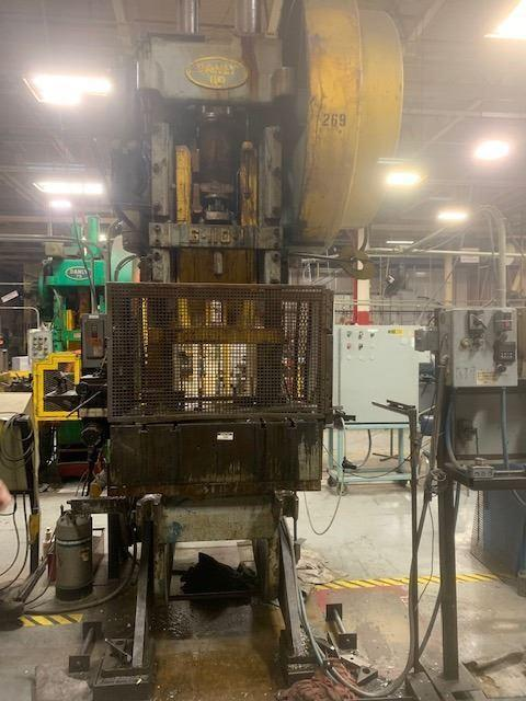 110 Ton Danly G-110 OBI Press