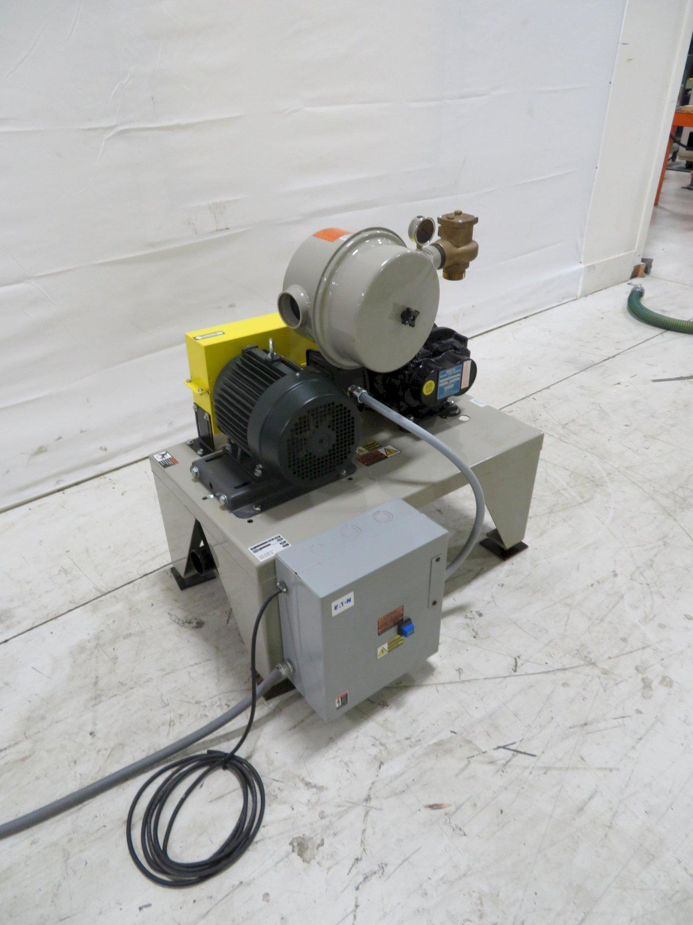 Conair Used PD5 Blower Assembly, 5hp, 480V