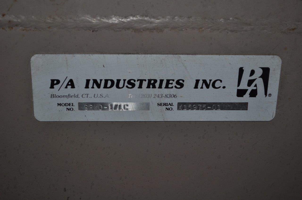 "100LB x 8.5"" PA Motorized Uncoiler"