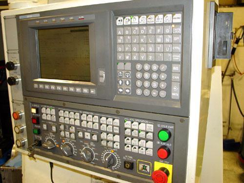 MORI SEIKI MV-40E, MSC-500 CNC (FANUC 21I)
