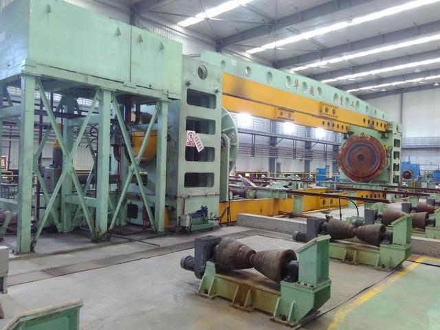 """20"""" (508mm) - 100"""" (2540mm) Spiral Welded Pipe Production Line"""