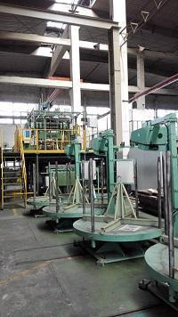 RAUTOMEAD - RS3000/6 COPPER ROD CASTING LINE   Our stock number: 113930