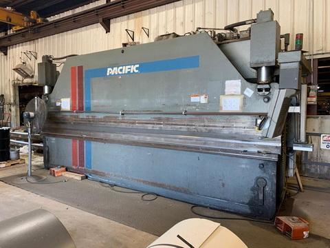 135 Ton Pacific Hydraulic Press Brake