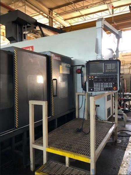 Awea LP-4025 YZF CNC Vertical Bridge Mill