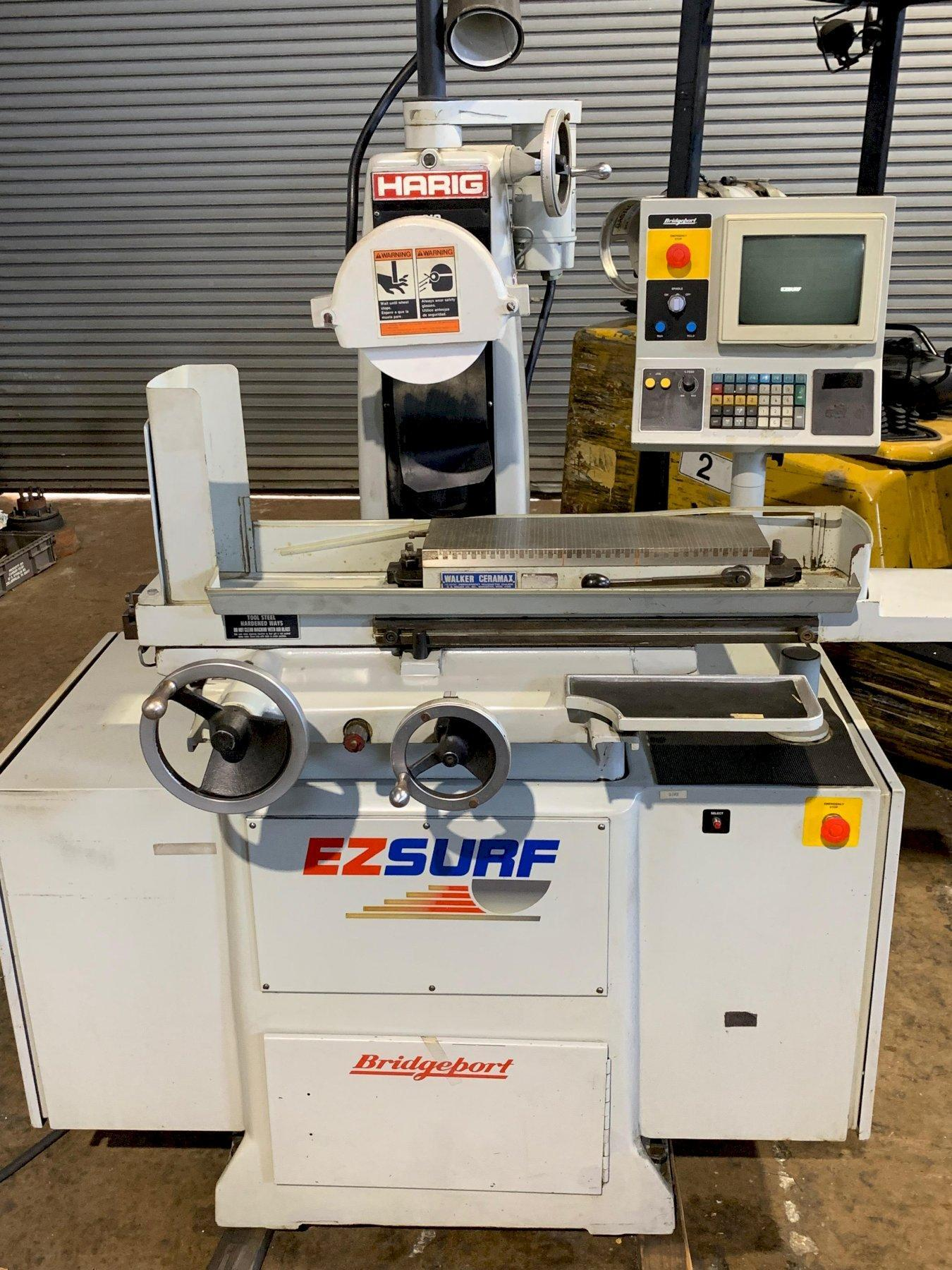 Bridgeport Harig EZ-SURF 618 Surface Grinder