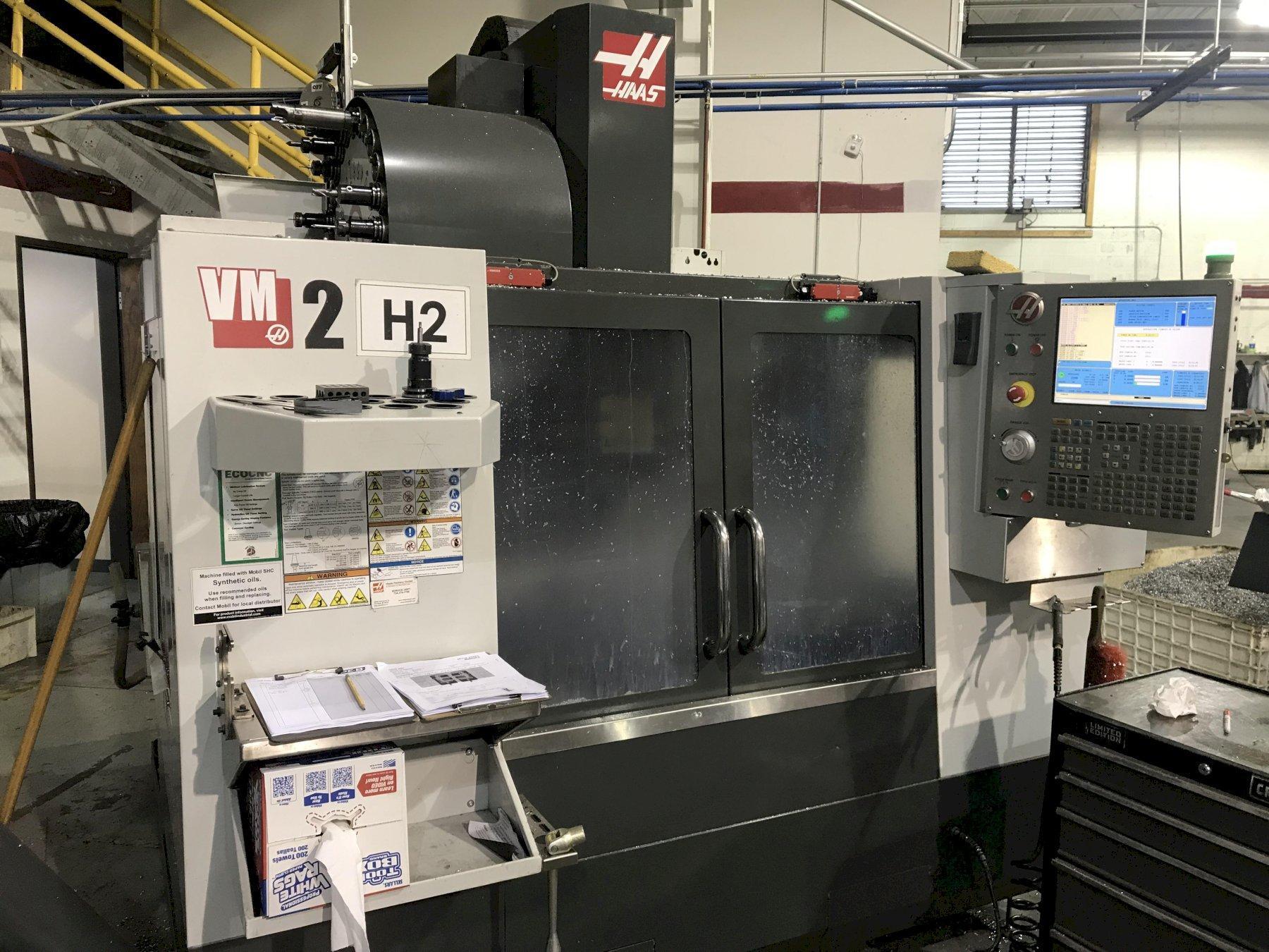 Haas VM2 CNC