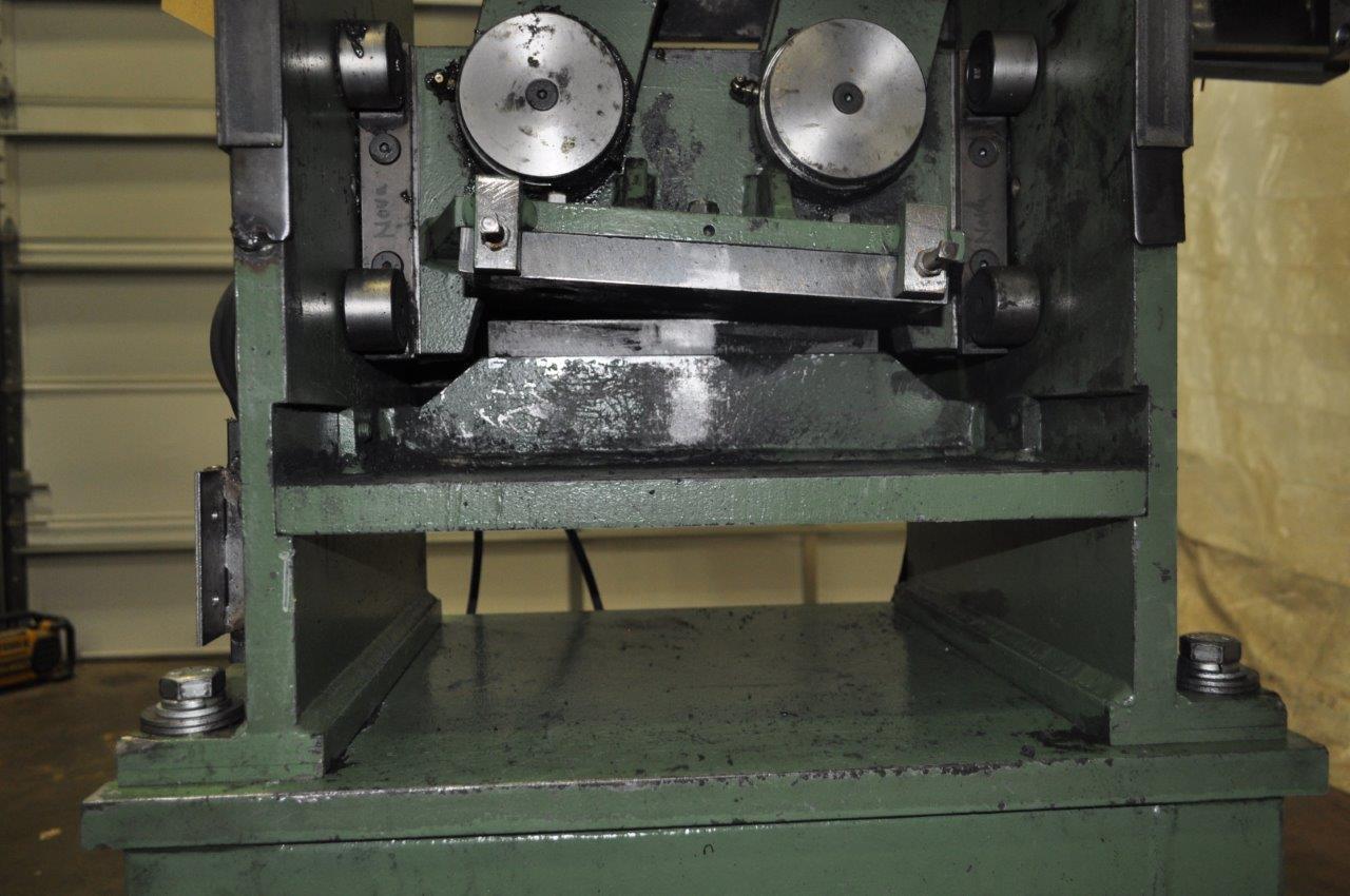 """10"""" Nova Hydraulic Bar Shear"""